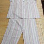 楊柳素材パジャマ