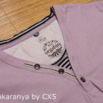 ikkaでメンズの半袖カットソー