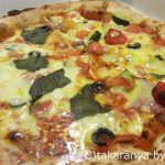 ナポリの釜:期間限定のアモーレ・アッチューガ+ボローニャソーセージと彩り野菜