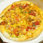 ミックスピザとマルゲリータ