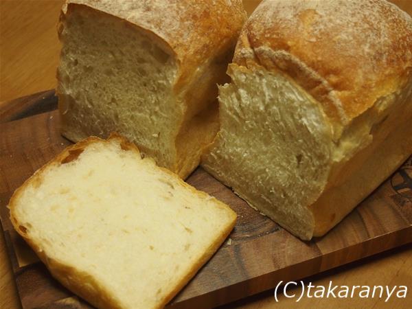 アンデルセン石窯食パン