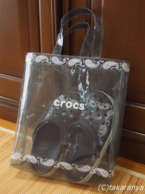 10周年記念クロックスオリジナルバッグ