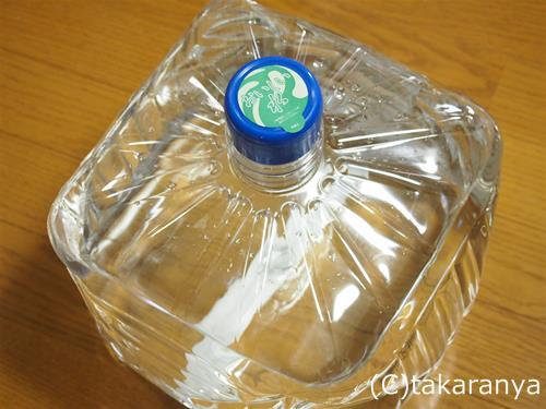 巨大ぷよぷよペットボトルの水カートリッジ