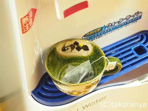 日田ほのかで紅茶を飲んでみた