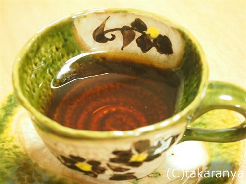 紅茶美味しい!