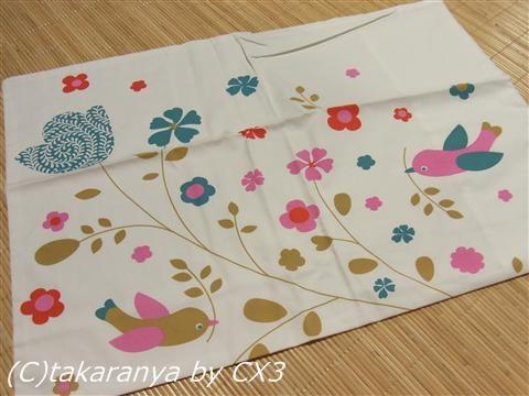 mini laboの枕カバー