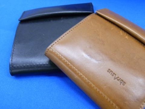 薄い財布ブッテーロレーザーエディション