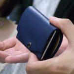 小さい財布!アブラサス