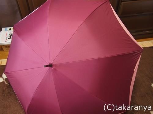 強風に強い晴雨兼用ジャンプ傘