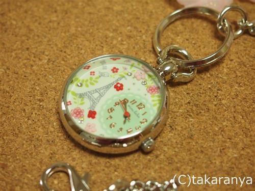 ミニラボの女性用の可愛い懐中時計