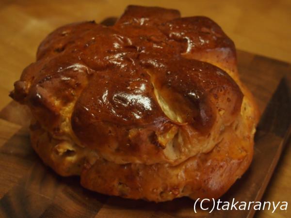 アンデルセンのくるみパン