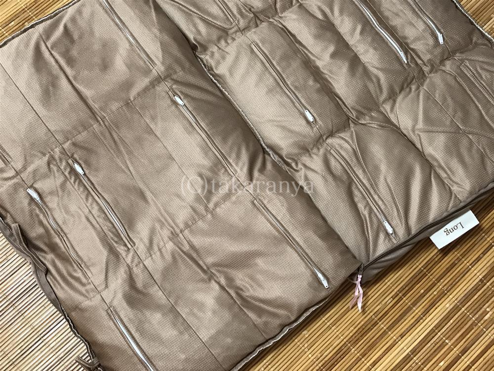 枕の中はポケットがいっぱい