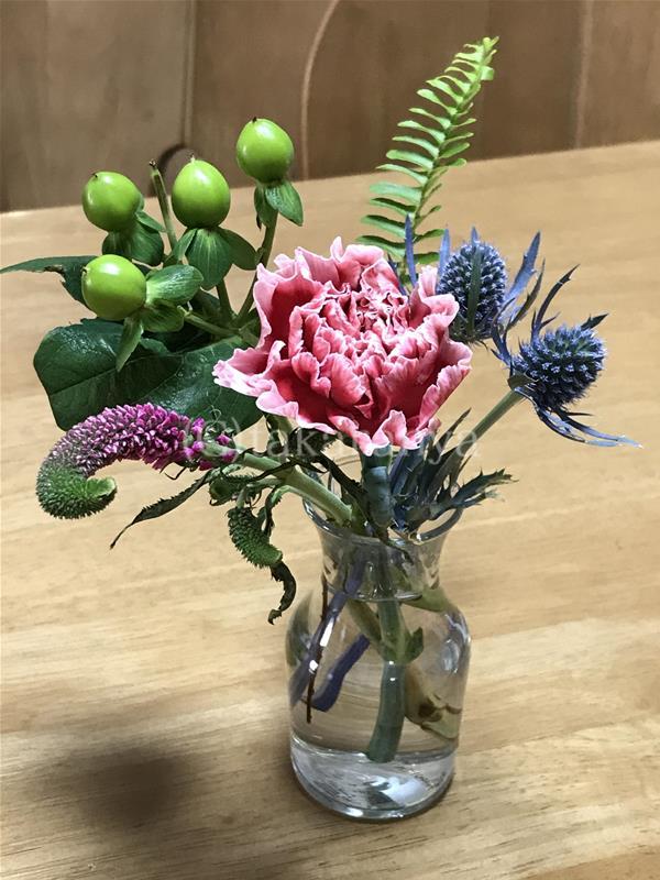 ブルーミーライフで届いたお花